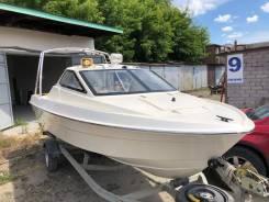 Катер ( лодка ) БРИЗ 17