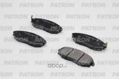 Колодки тормозные дисковые передн Chevrolet: Epica 04-06 / Suzuci: Verona 04-06 / Daewoo: Tosca 06- (произведено в Корее) Patron PBP1441KOR