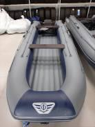 Лодка надувная ФлагманDK 390 I JET