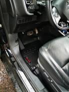 Модельные 3D авто коврики Kamatto для Mitsubishi Outlander 2012+ (лев)
