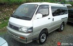 Стекло лобовое Toyota Hiace Wagon 89-04