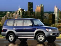 Стекло лобовое Toyota LAND Cruiser Prado 90