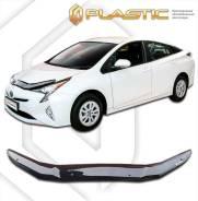 Дефлектор капота (мухобойка) Toyota Prius 50 с 2015–н. в.