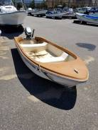 Продам лодку 3.7м. с мотором 6 л. с.