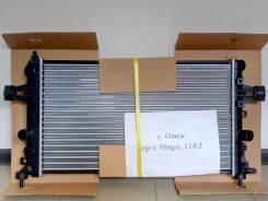 Радиатор OPEL Astra H 04-10 / Zafira B 05-15 в Омске