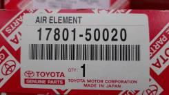 17801-50020 Фильтр воздушный Toyota