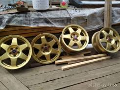 Продам 16 крутые раллийные диски Speedline Corse Preo-R Mg. 4pot ok