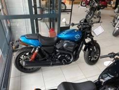 Harley-Davidson Street Rod, 2017
