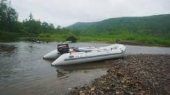 Лодка солар 450