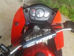 Kawasaki KLR 650, 2008