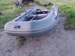 Надувная лодка Антей 400