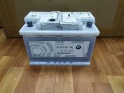 Аккумулятор BMW X5 E53 M54B30 2005 пробег 71,000