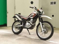 Yamaha SEROW XT250, 2010