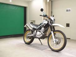 Yamaha SEROW XT250, 2012