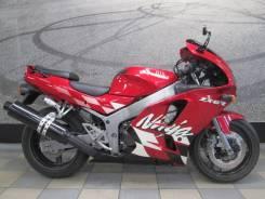 Kawasaki Ninja ZX-6R, 1997