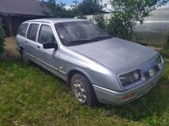 Ford Sierra, 1985