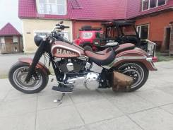 Harley-Davidson Fat Boy, 2011