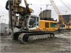 Бурильная установка Bauer BG-28, В г. Санкт-Петербурге, 2007