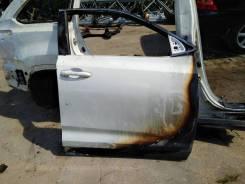 Дверь передняя правая Toyota Highlander III после 2013 года