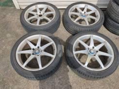 18 RAYS Versus SS7 + 225-45-18 Pirelli Cinturato P1