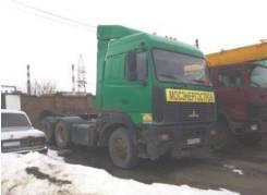 Седельный тягач МАЗ-6430А8-360-020, В г. Суворове, 2008