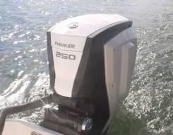 Лодочный мотор Evinrude 250HP G2