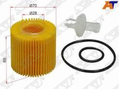 Фильтр масляный Lexus, Subaru, Toyota ST-04152-YZZA1