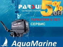 Лодочный мотор Parsun T 9,8 BMS, качество, гарантия, Акция 5%