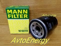 Фильтр масляный MANN-Filter W6019. В наличии! ул Хабаровская 15В