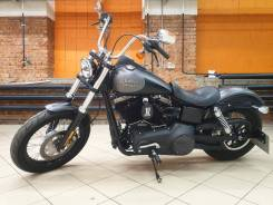 Harley-Davidson Dyna Street Bob, 2017