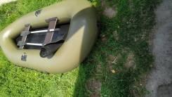 Продам гребную лодку пвх лоцман т320