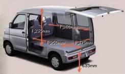 Услуги грузоперевозок микроавтобусы Дайхатсу Хайджет 4 ВД.