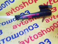 Ручка двери внешняя задняя левая Toyota Harrier MCU30 код краски 1E0