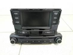 Магнитола Hyundai Solaris II OEM: 96170H5100URD