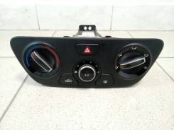 Блок климат контроля Hyundai Solaris II OEM:97250H5020RDR