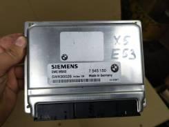 Блок управления двс BMW X5 E53 M54B30 2005