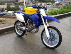 Yamaha YZ 250F, 2005