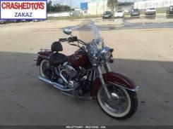 Harley-Davidson Softail Deluxe FLSTNI, 2006