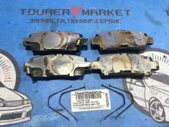 Колодки тормозные задние Toyota gx90 jzx90