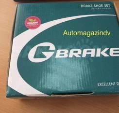 Барабаны тормозные колодки Gbrake GS02313