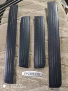 Накладка на порог Toyota Prius NHW20, 1Nzfxe