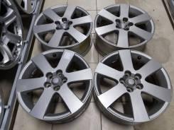 """Оригинальные литые диски Тойота на 16"""" (5*100) 6.5"""" ет+39 цо54.1мм"""