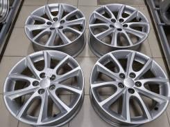 """Оригинальные литые диски 16"""" Subaru (5*100) 6.5j et+48 цо56.1мм"""