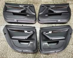 Обшивки дверей комплект Audi A6 С6 allroad quattro