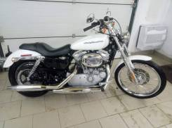 Harley-Davidson Sportster 883 Custom XL883C, 2006