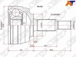 Шрус Renault Duster 10- SAT RN-252