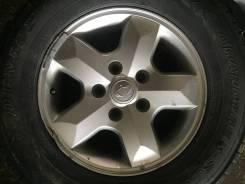 [арт. 510449-2] Диск колесный R16 для SsangYong Kyron