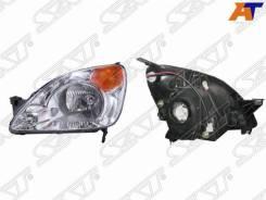 Фара Honda CR-V, Honda CR-V RD5 01-06 SAT ST-217-1138YL, левая передняя