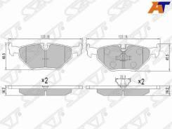 Колодки тормозные BMW 3-Series E36 90-00 ST-34216778168