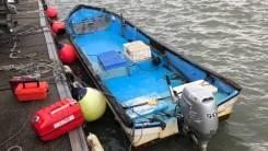 Продам лодку промысловую Yamaha 7.5м без пробега по России.
